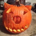 Hog pumpkin
