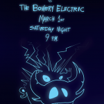 Show poster for The Bowery Electric
