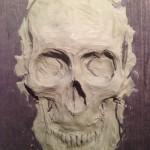 Skull Relief 3