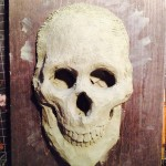 Skull relief 5