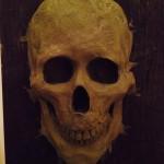 Skull relief 6