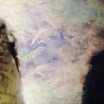 Acrylic sky