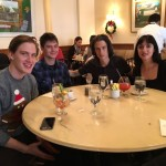 Family at Sarabeth's