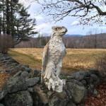 Stone bird