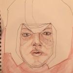 Offred sketch