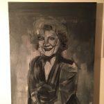 Betty White progress shot