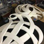 More foam cuts